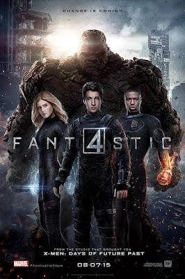 Fantastic Four (2015) Full Hollywood Movie HD