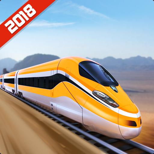 تحميل لعبة Euro Train Driver 3D الجديدة مهكرة نقود لا نهاية