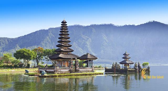 Wisata Danau Bedugul, Bali, Indonesia
