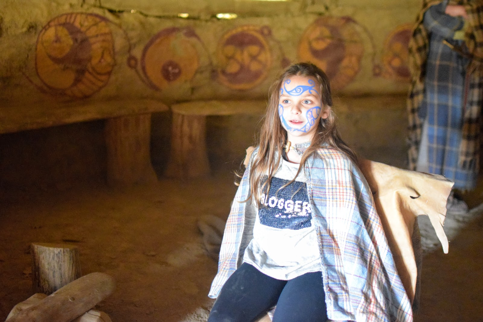 , A Day Trip to Castell Henllys, Iron Age Fort, Pembrokeshire
