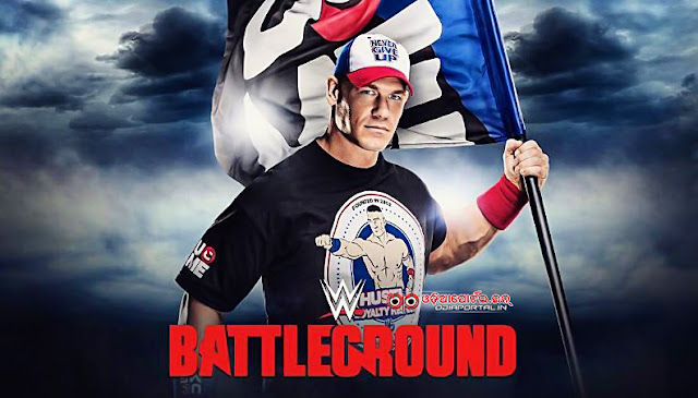 "official theme song of  Battleground 2016 is ""This is War"" by ""The Phantoms"". You can download or buy its mp3  Battleground 2016 Ten Sports Live/Repeat Telecast Schedule Details for Indian Subcontinent Fans, TEN (SPORTS) / TEN 1 / TEN 2 channel,"