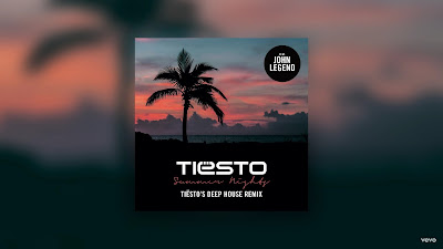 Tiësto - Summer Nights ( Tiësto's Deep House Remix ) ft. John Legend