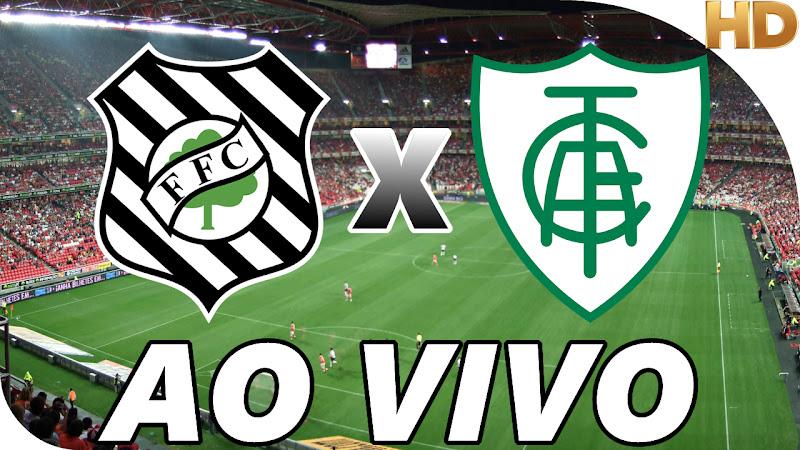 Assistir Figueirense x América Mineiro Ao Vivo