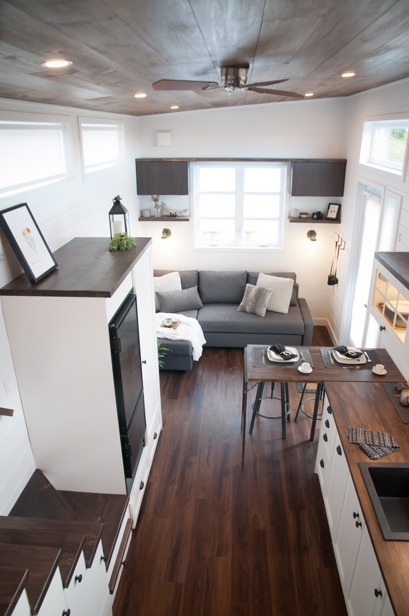 TINY HOUSE TOWN: The Laurier From Minimaliste on Modern:szae7Exnfpq= Amazing Houses  id=46130