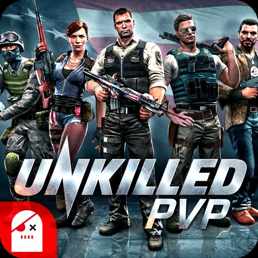 تحميل لعبه UNKILLED - Zombie Multiplayer Shooter مهكره وجاهزه اصدار 1.0.7