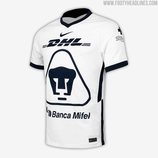 Nike Pumas UNAM 20-21 Home, Away & Goalkeeper Kits Released ...