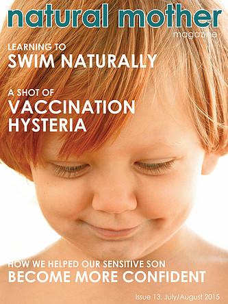 学习自然游泳