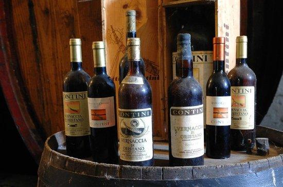 Vinícola Azienda Vinicola Contini em Sardenha