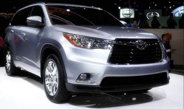 2018 Toyota Sequoia Redesign, Changes
