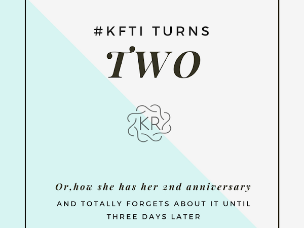 #KFTI TURNS TWO