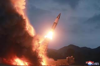 Tes Senjata Penangkal Serangan Nuklir Amerika