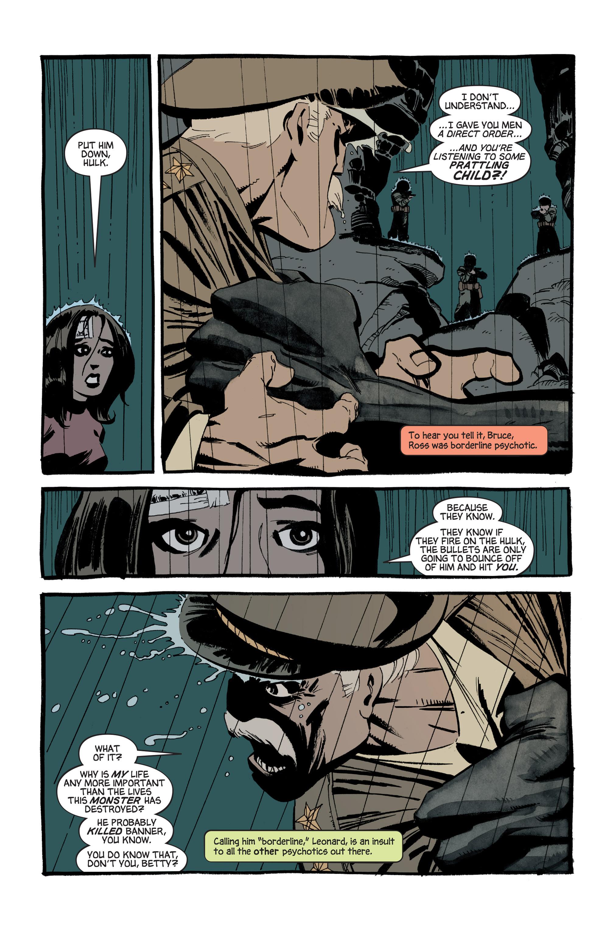 Read online Hulk: Gray comic -  Issue #6 - 13