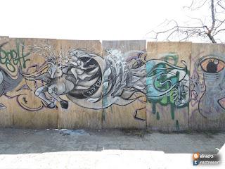 imagen de graffiti legal