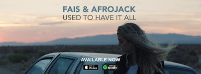 Afrojack Premieres 'Used To Have It All' Music Video