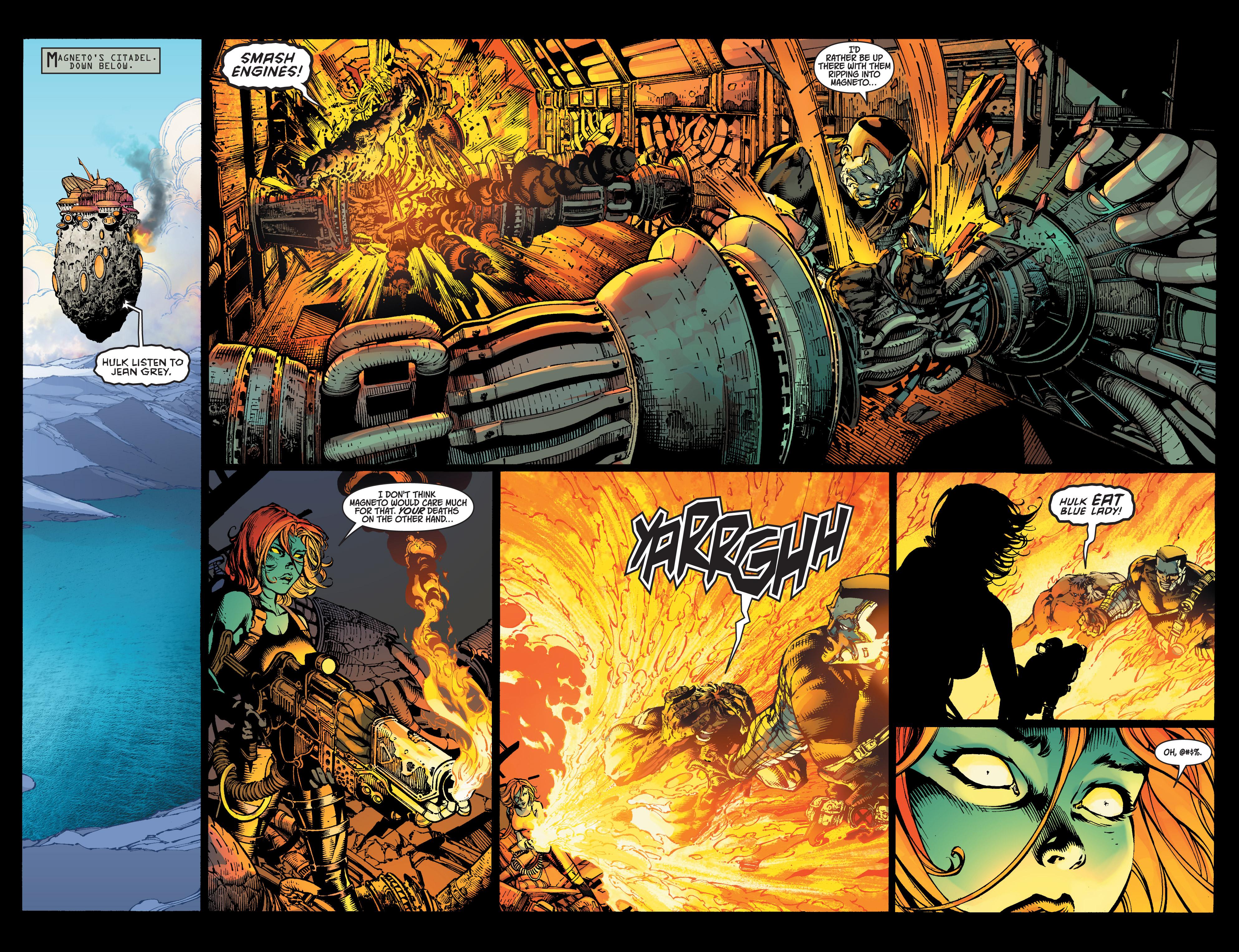 Read online Ultimatum comic -  Issue # _TPB - 102