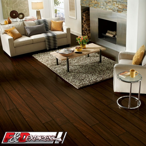 Floor and Decor laminate flooring