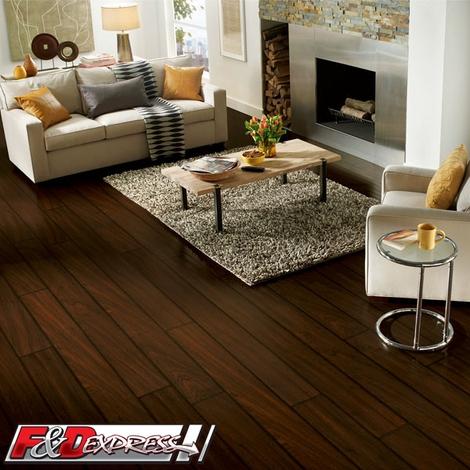 Floor and Decor laminate flooring