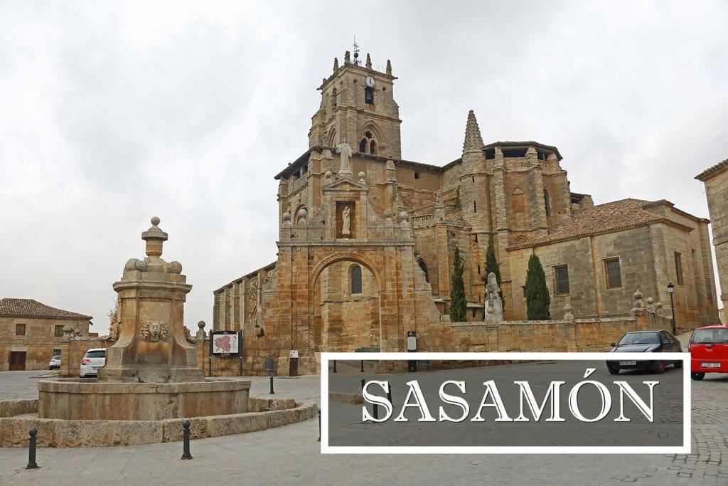 Lugares imprescindibles de Sasamón y Olmillos de Sasamón