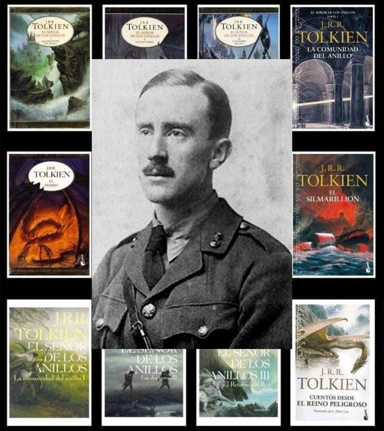 Libros de J. R. R. Tolkien