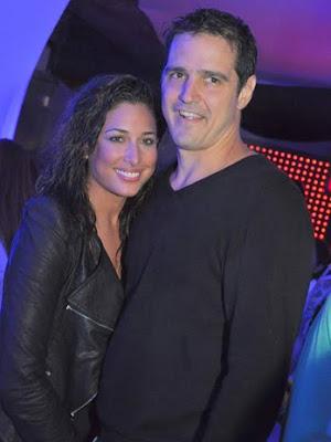 Gisele Itié curte show de Shakira, na companhia de novo namorado - LondrinaTur