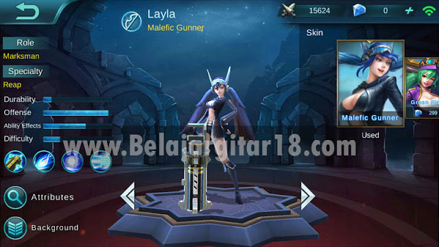 Guide Lyla Mobile Legends