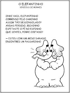 O+ELEFANTINHO - Texto para leitura