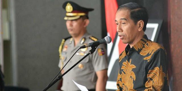 Presiden Jokowi Minta Tegakkan Hukum Pada Media 'Online' Yang Produksi Berita Bohong