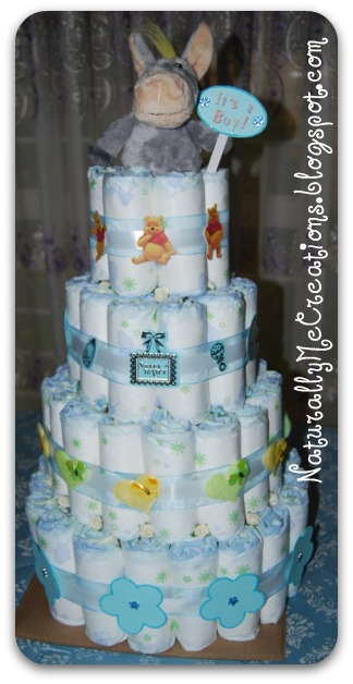 Baby Nappy Cakes Canberra