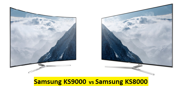 unterschied samsung ks9090 vs ks8090 test led tvs. Black Bedroom Furniture Sets. Home Design Ideas