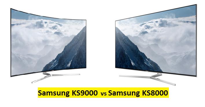 unterschied samsung ks9090 vs ks8090 test led tvs. Black Bedroom Furniture Sets. Home Design Ideas