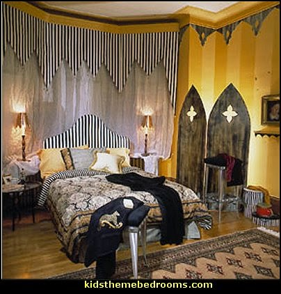 Decorating theme bedrooms - Maries Manor: Gothic