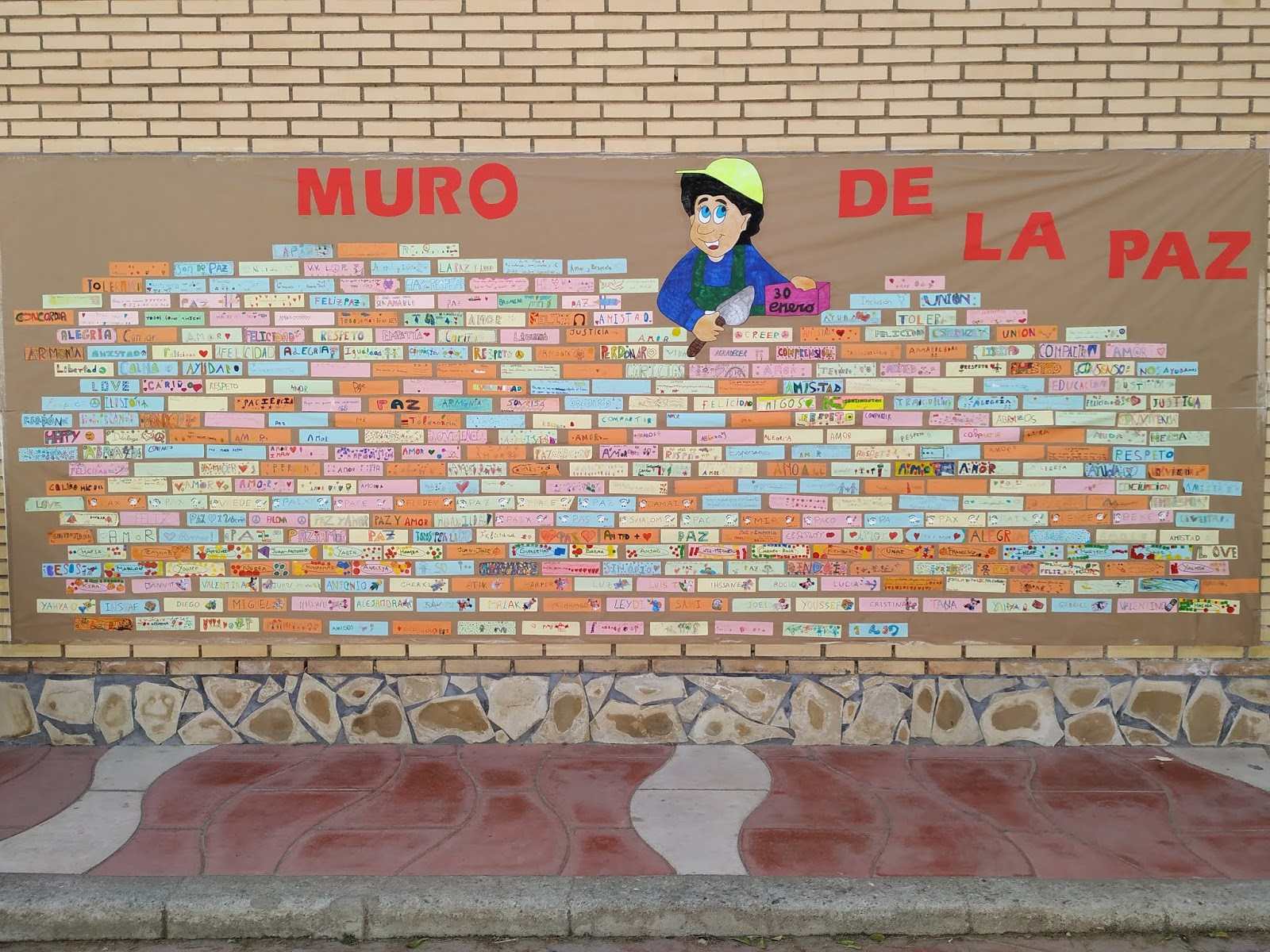 El Muro De La Paz