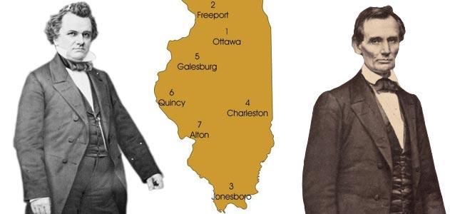 Lincoln and douglas debates