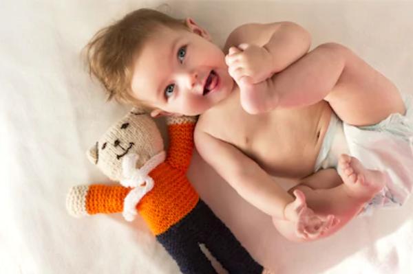 打擊寶寶尿布疹