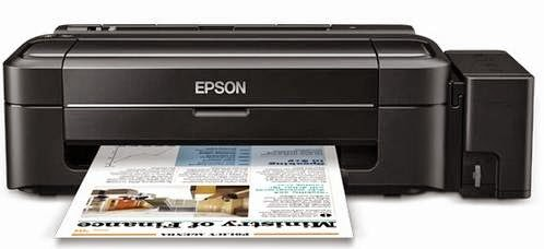 Epson L350 Driver Free Download
