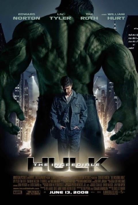 Ver El increíble Hulk (2008) Online