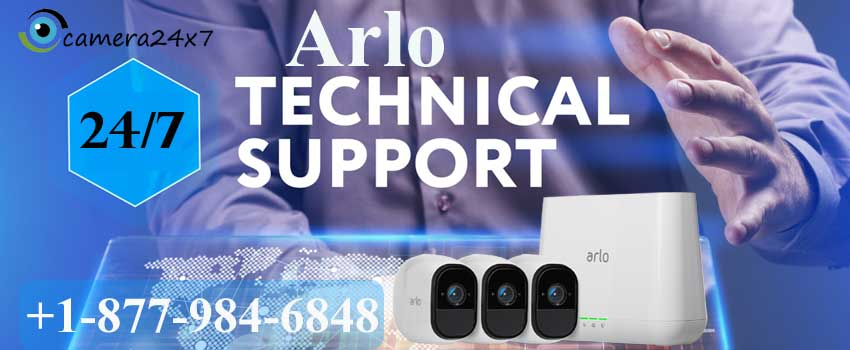 Arlo Technical Support Number