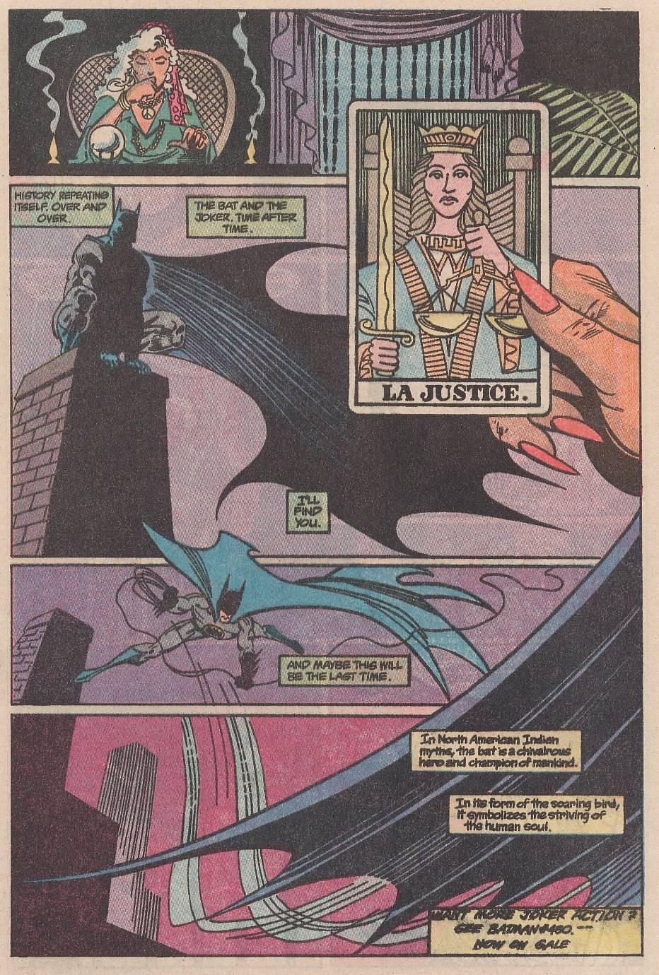 Detective Comics (1937) 617 Page 21