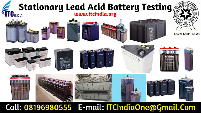 Stationary Lead Acid Battery Testing Laboratory