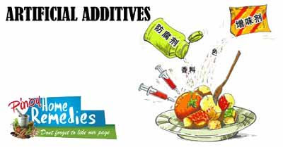 Foods To Get Rid Of From Your Diet To Avoid Inflammation: Artificial Additives