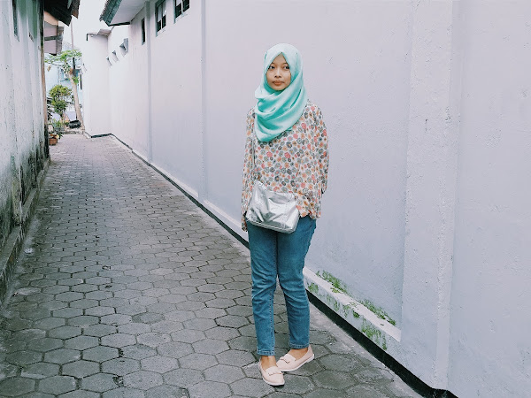 Eid Fitr Outfit: Day 2