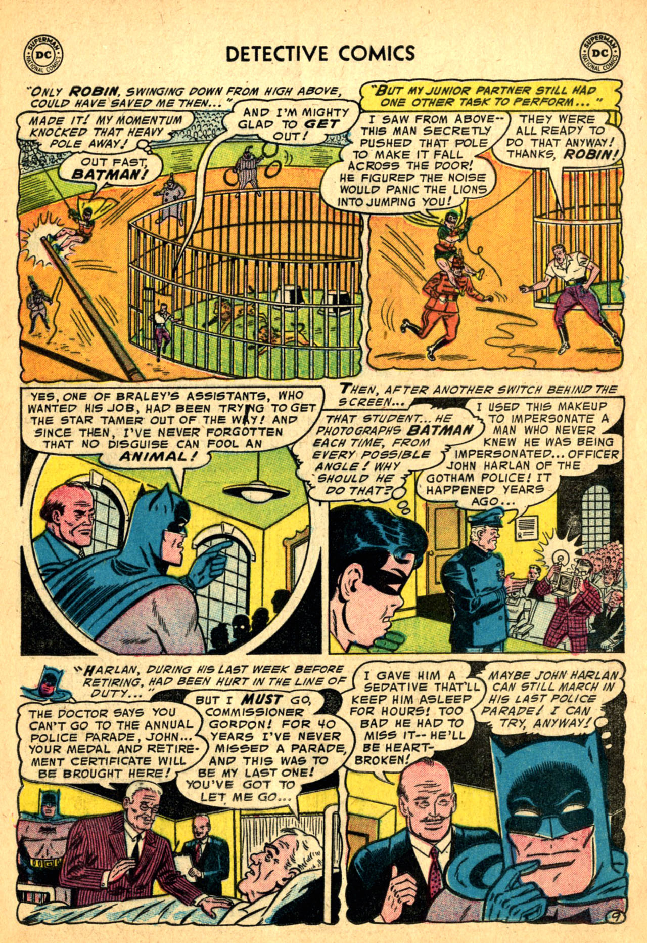 Detective Comics (1937) 227 Page 10