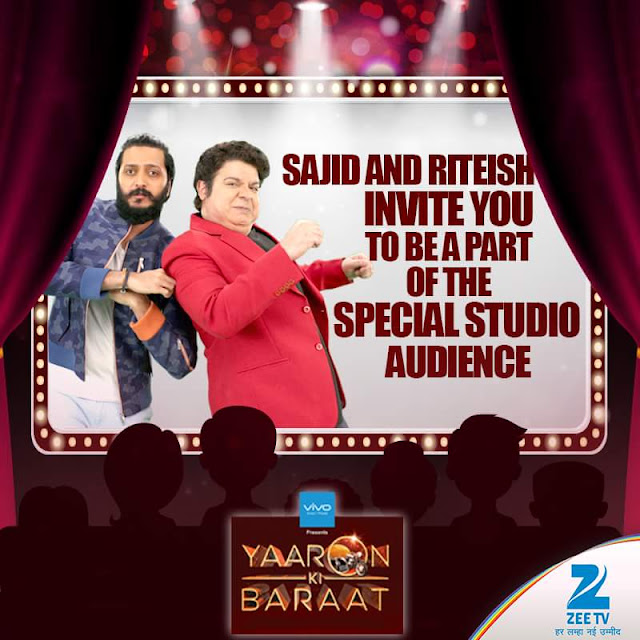 Yaaron Ki Baraat! Show on Zee Tv Plot Wiki ,Cast ,Title Song,Timing,Promo