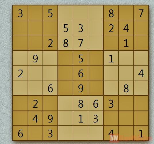 Sudoku HTMl5 Game