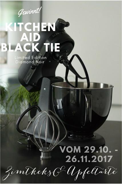 Gewinne eine KitchenAid Black Tie