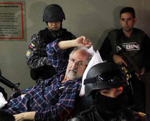 Antonio Ledezma cumple 500 días preso