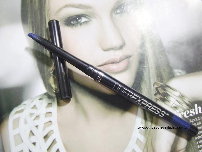 Lápis de Olhos Liner Express Maybelline