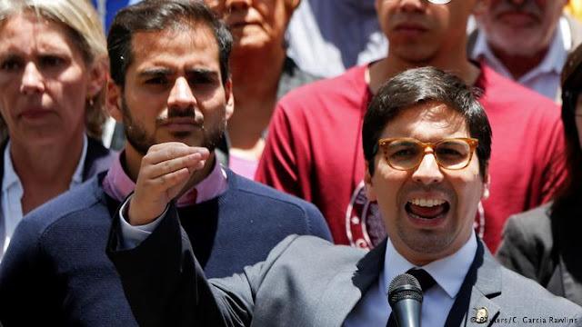 """Freddy Guevara: """"Nos organizaremos para defendernos"""""""