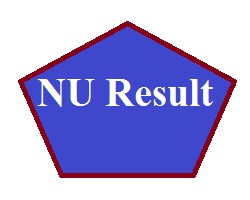NU Honours, Degree, Masters Results