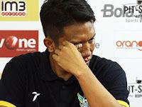 Timnya Menang di Laga Perdana Liga 2 Wilayah Timur, Pelatih Persegres Gresik United Menangis Haru